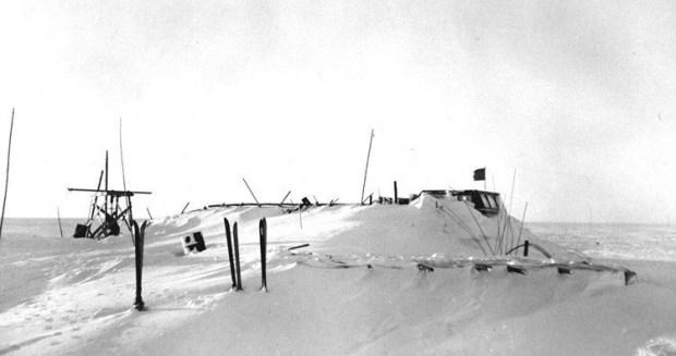 Почему американцы бросили легендарный вездеход «Снежный крейсер» в Антарктиде?