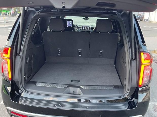 В Україні з'явився у продажу новий Chevrolet Suburban 2021