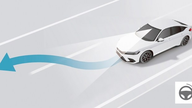 Компания Honda представила новейшую систему безопасности